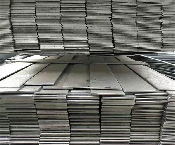 熱鍍鋅扁鋼價格