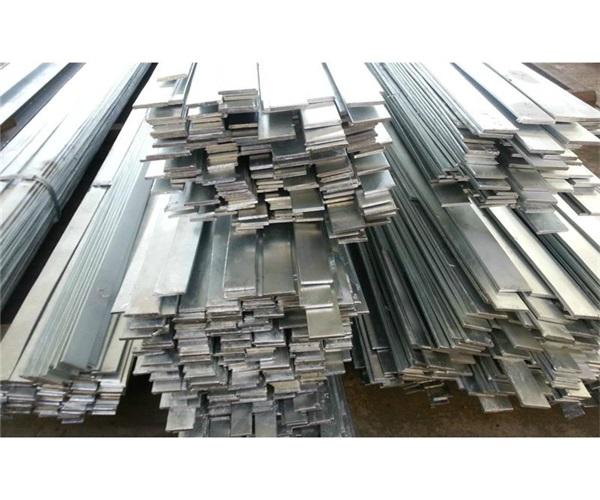 鍍鋅扁鋼生產廠家