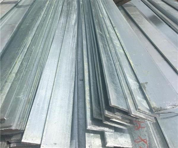 熱浸鍍鋅扁鋼